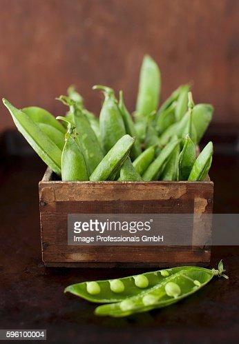 Pea et stock options