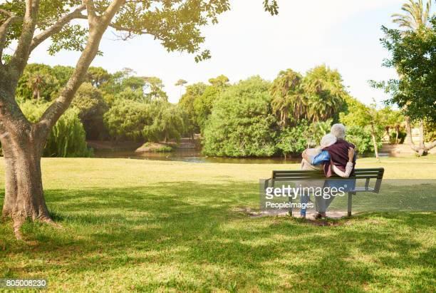 Ruhe im park