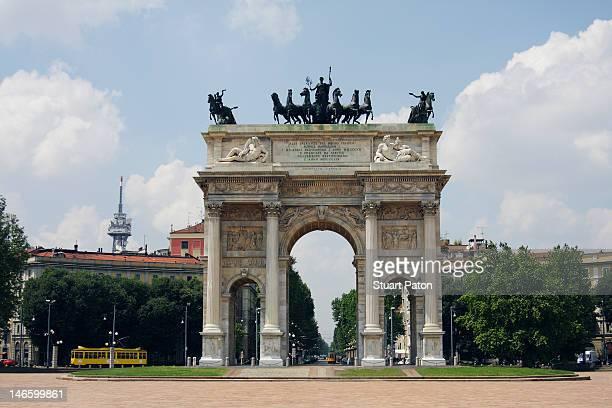 Peace Arch, Milan