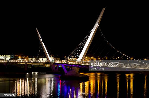 Peace Bridge Londonderry