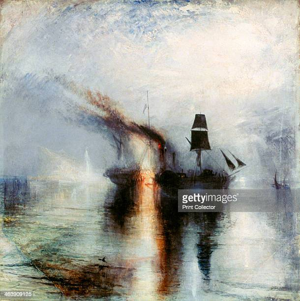 'Peace Burial at Sea' c1842 Found in the Tate collection London
