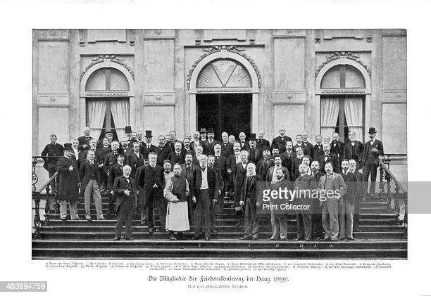 Peace Conference at the Hague 1900