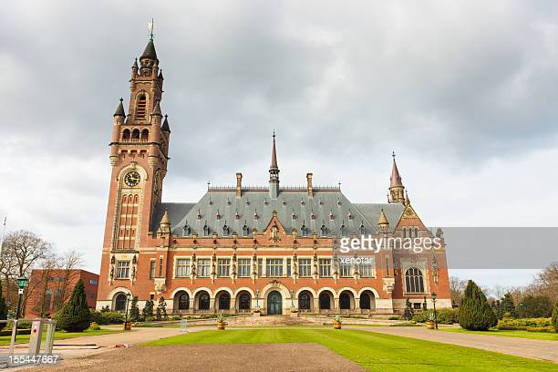 Peace Palace, International Court of Justice