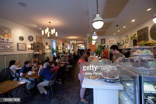 Peacefood Cafe New York