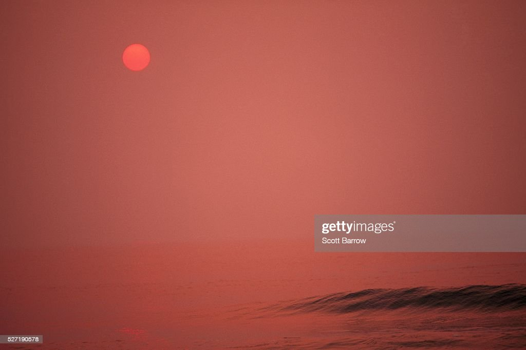 Peaceful ocean : Stock-Foto