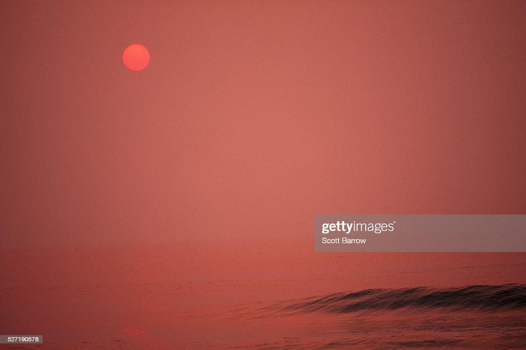 Peaceful ocean : Foto de stock