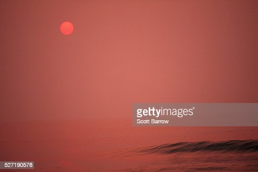Peaceful ocean : Stock Photo
