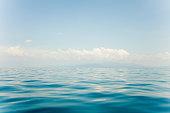 Peaceful water of South China Sea, Perhentian Islands, Malaysia