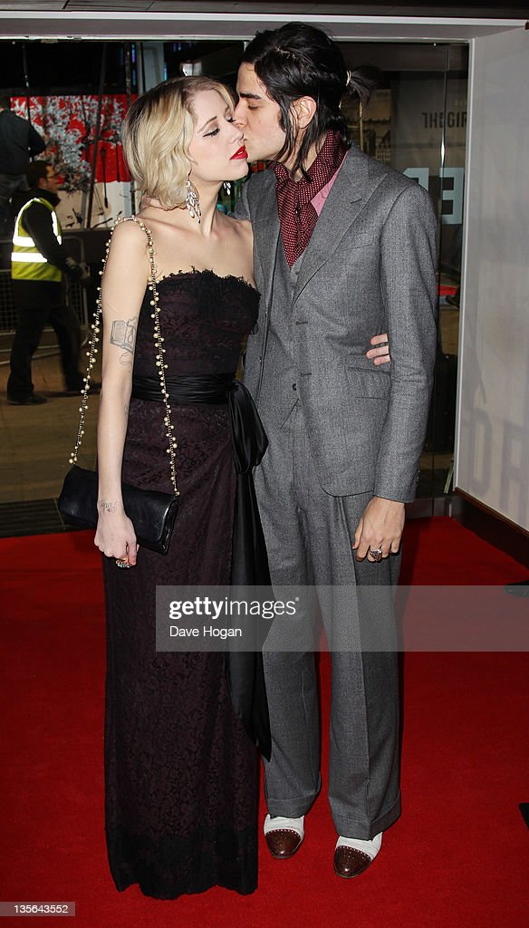 The Girl With The Dragon Tattoo - World Premiere - Inside Arrivals
