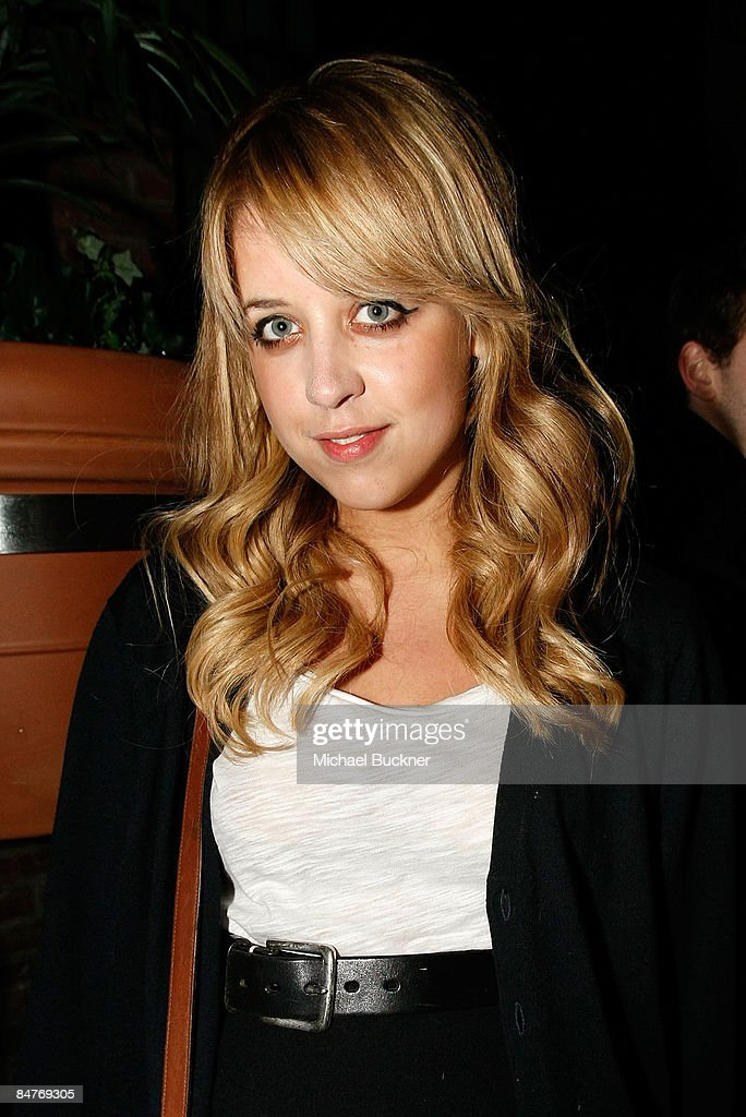 Peaches Geldof attends the Belvedere IX Launch Party at The Bowery Hotel on February 12, 2009 in New York City.