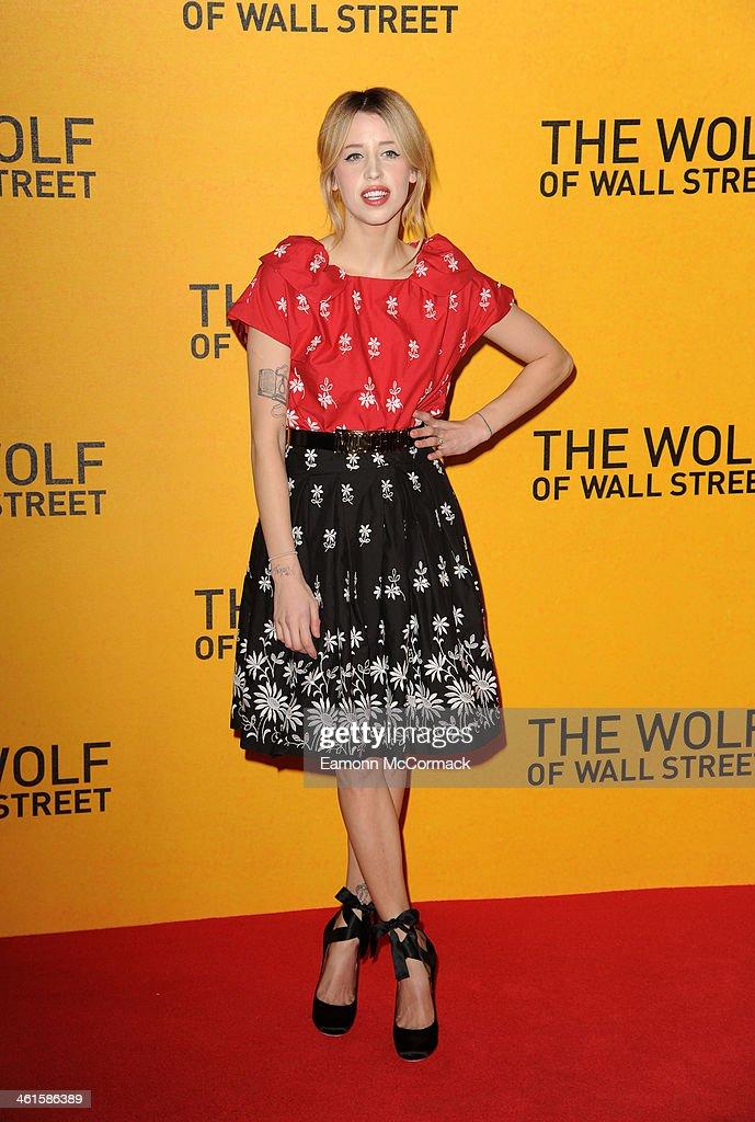 Wolf s paw cocktail dress