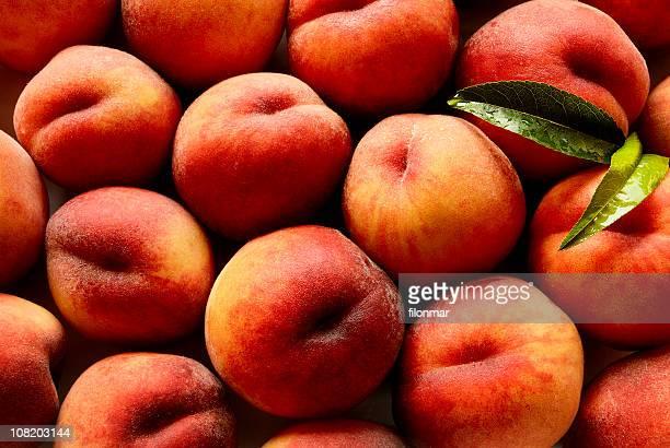 Peaches à Pile