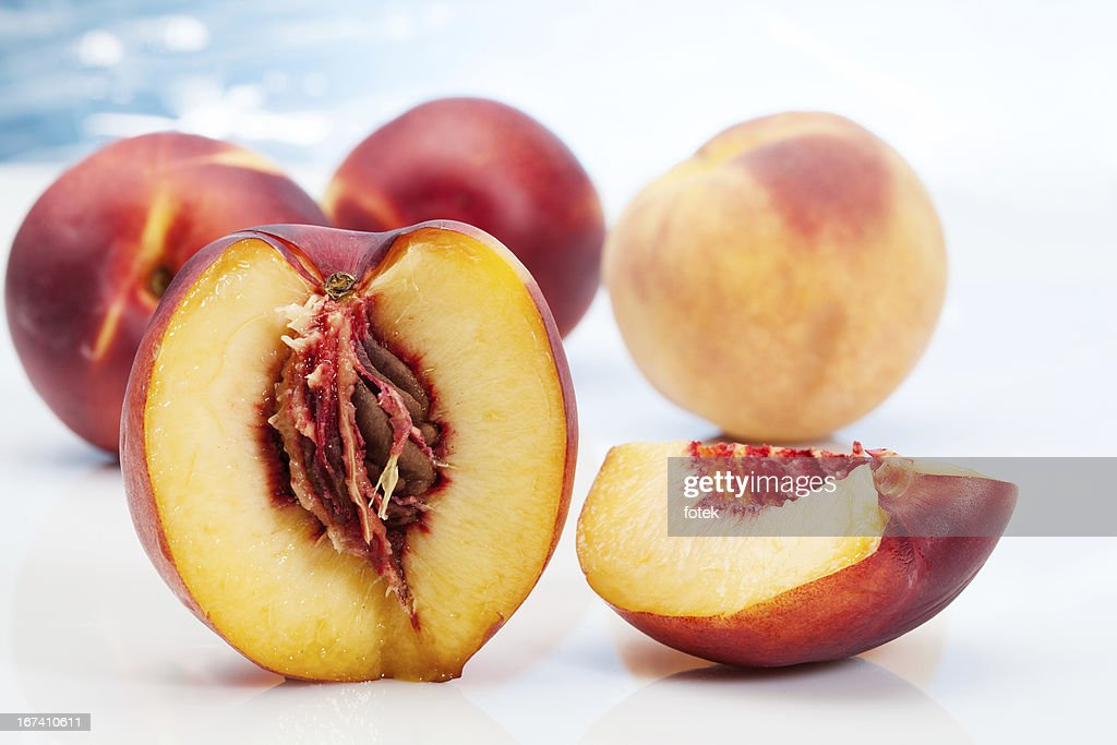 Peaches : Stock-Foto