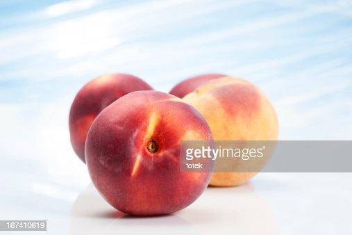 Peaches : Stock Photo