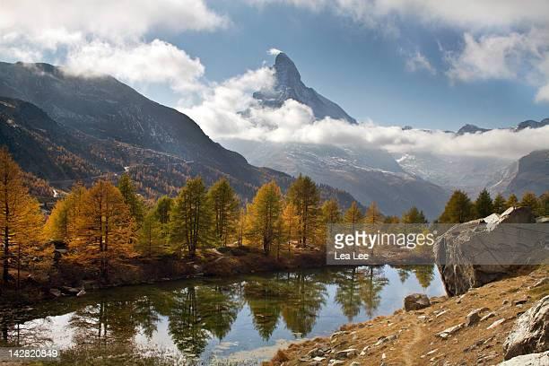 Peak of Matterhorn