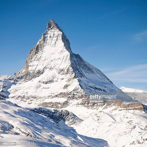 Peak of the Matterhorn