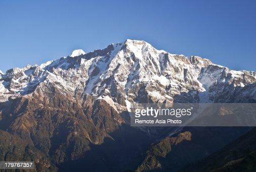 Peaks of Nanda Devi Range