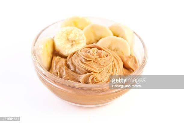 Peanut butter & bananas