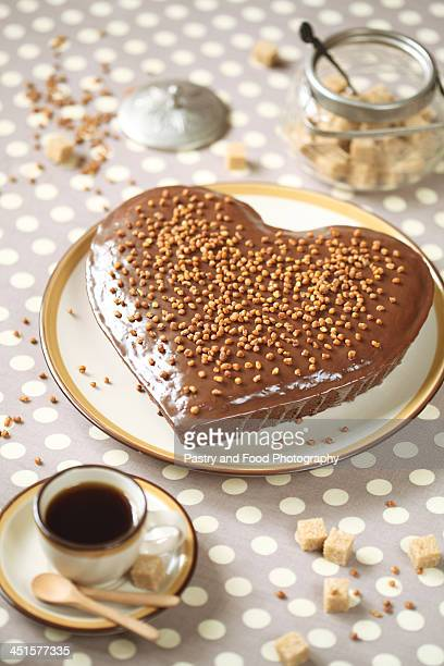 Peanut butter cocoacake