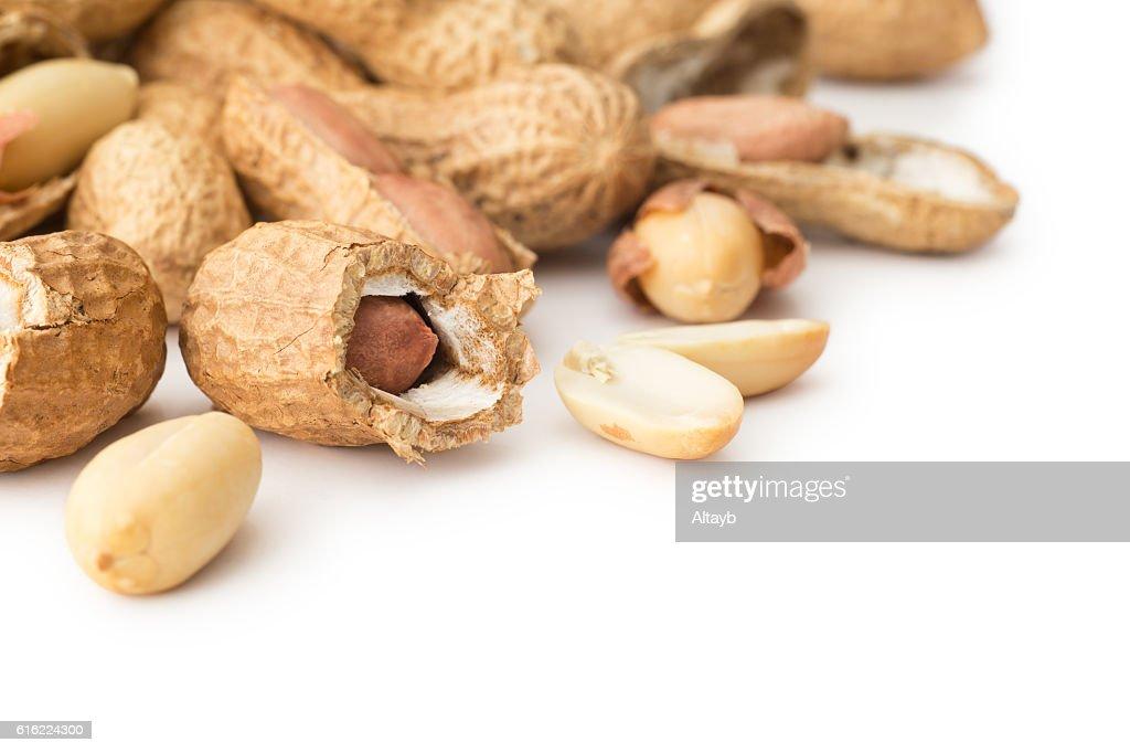 Peanuts : Stock Photo
