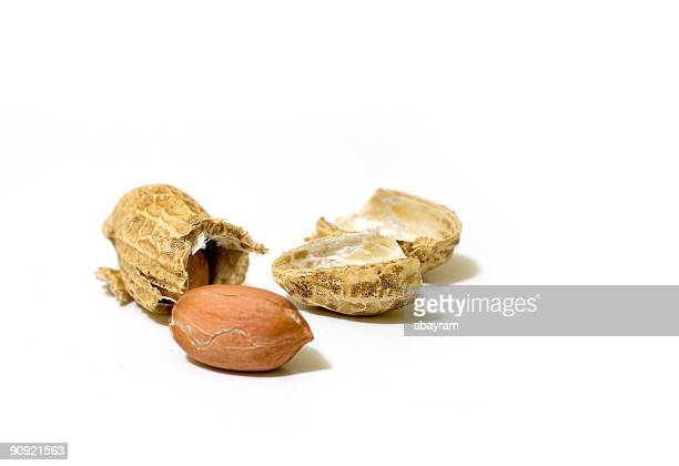 Des cacahuètes