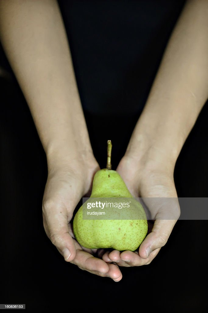 Pear : Stock Photo