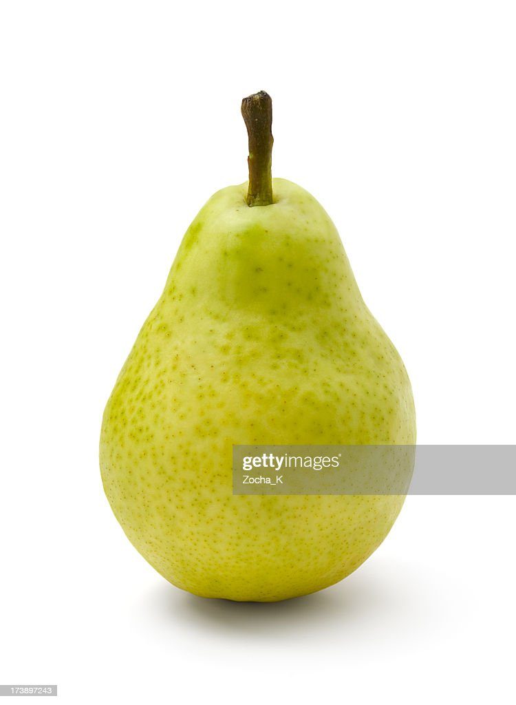 Pear (CLIPPING PATH included)