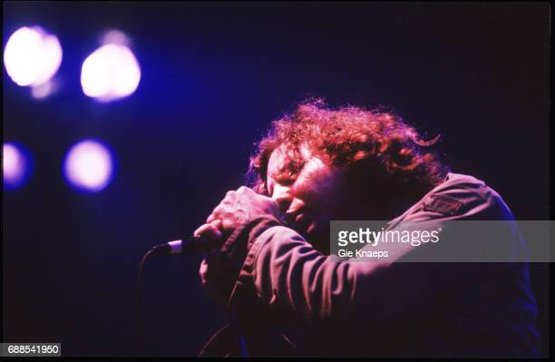 Pearl Jam Eddie Vedder Ahoy Rotterdam Holland