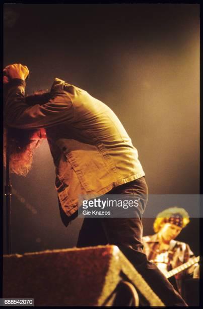 Pearl Jam Eddie Vedder Jeff Ament Ahoy Rotterdam Holland