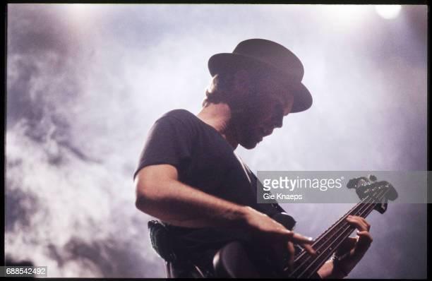 Pearl Jam Jeff Ament RAI Amsterdam Holland