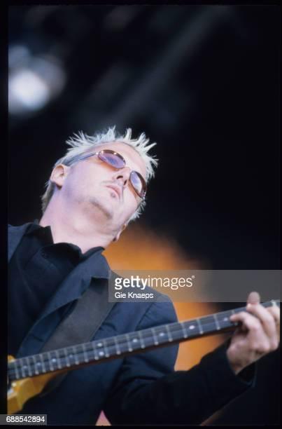 Pearl Jam Mike McCready Pinkpop Festival Landgraaf Holland