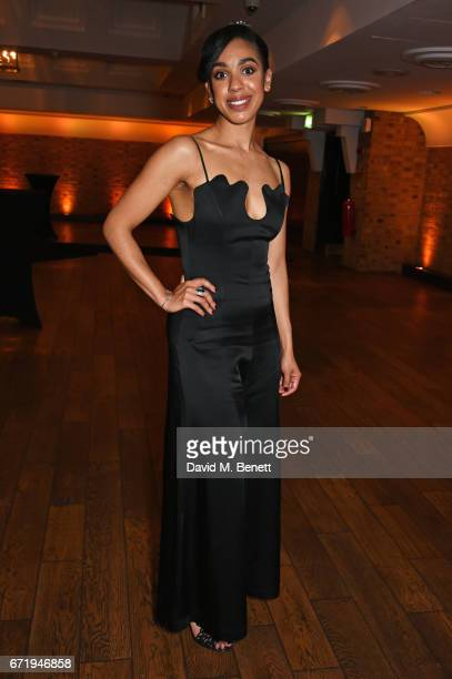 Pearl Mackie attends the British Academy Television Craft Awards at The Brewery on April 23 2017 in London United Kingdom