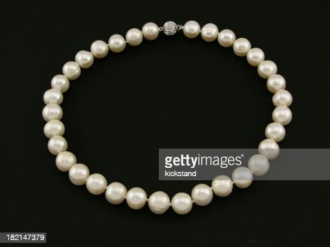 Pearl Halskette