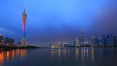 Pearl River Skyline