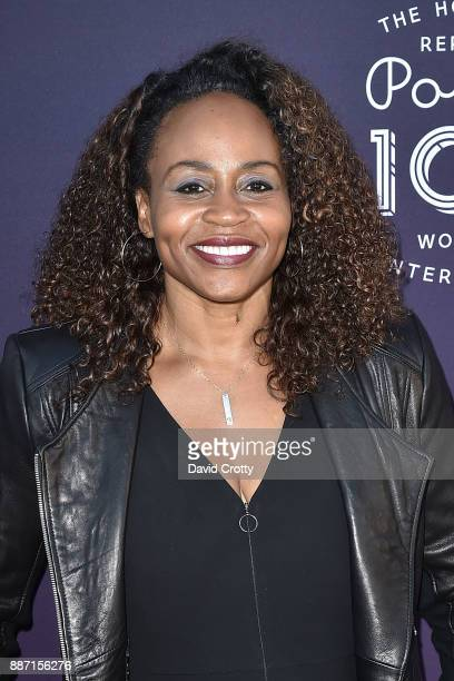 Pearlena Igbokwe attends The Hollywood Reporter's 2017 Women In Entertainment Breakfast Arrivals on December 6 2017 in Los Angeles California