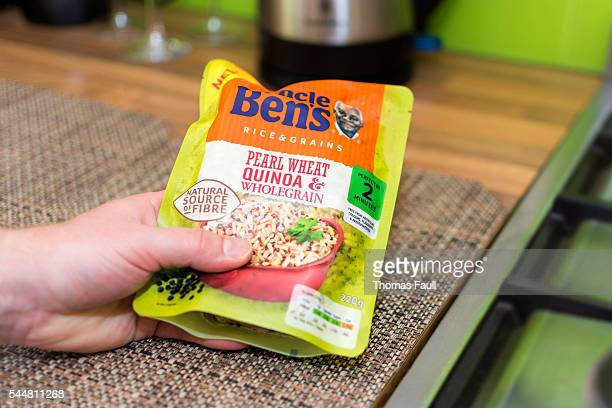 quinoa Pearlwheat brochure