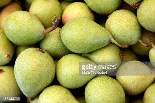 Pears : Stock Photo