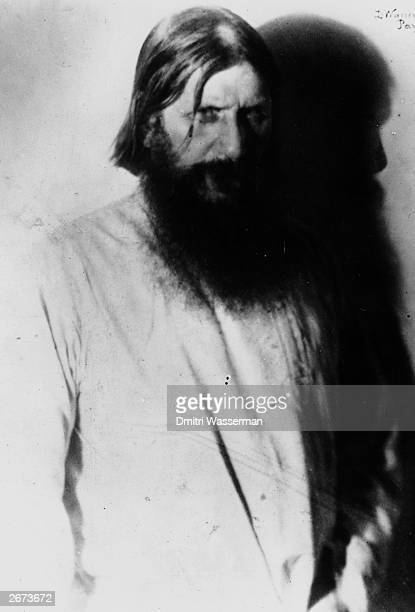 Peasant and selfstyled religious 'elder' Grigory Yefimovich Rasputin