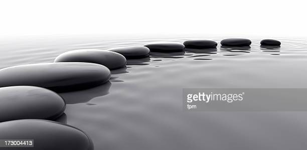 Pebbles in Water II