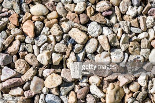 pebbles texture : Stock Photo