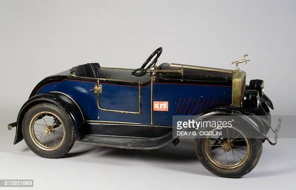 Pedal car 1930 England 20th century