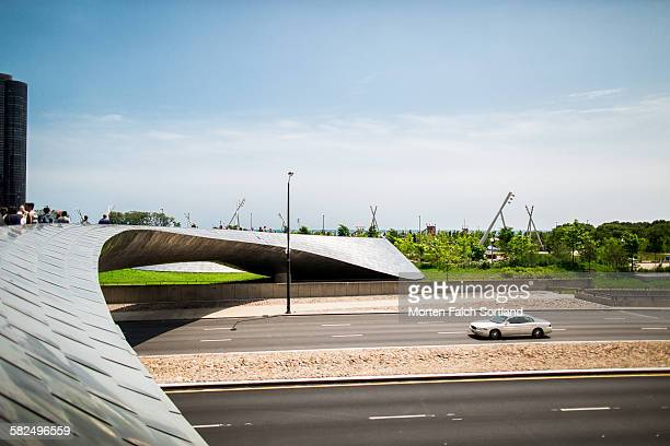 BP Pedestrian Bridge