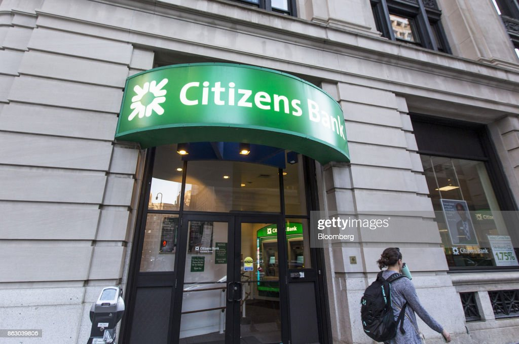 Citizens Financial Group Inc. Bank Branch Ahead Of Earnings Figures
