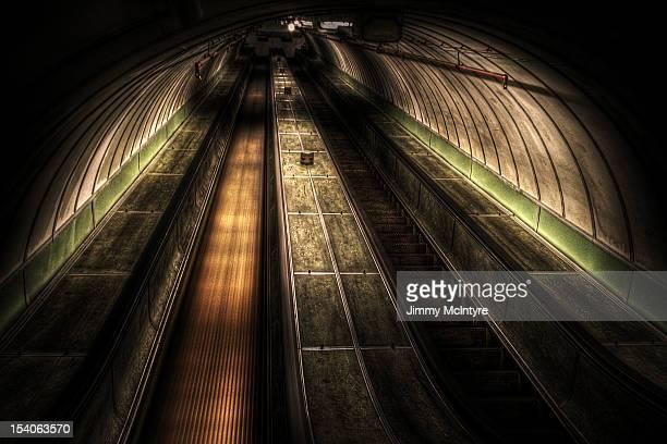 Pedestrian Tunnel in Newcastle