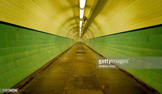 Pedestrian tyne tunnel, Newcastle