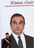 JPN: Carlos Ghosn Charged For Financial Misconduct
