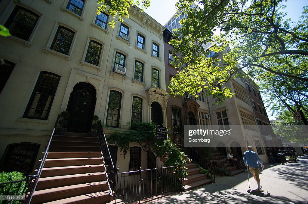 Manhattan Townhouses For Sale As Existing Homes Sales Figures Are