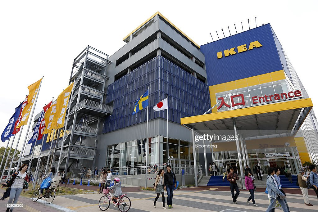 Inside Ikea Store As The Company Opens It's First Store In ...