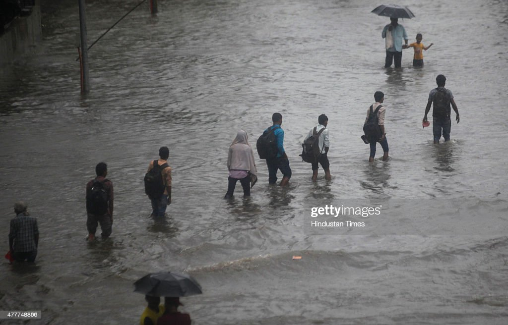 assessment of mumbai waters for heavy Heavy overnight rain in south mumbai, but no water logging, local trains are running on time mumbai city news: fishermen are still being warned not to venture into.