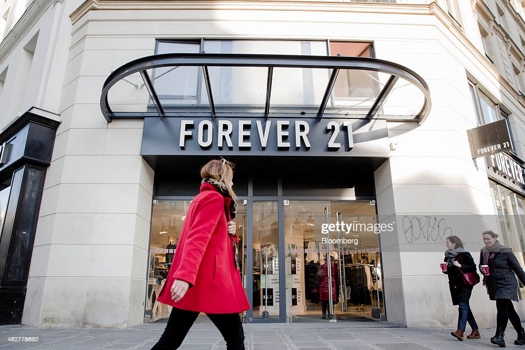 Parisians clothing store